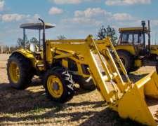 Tractor Pauny 180 a con Pala Frontal