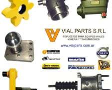 Repuestos para Motoniveladoras Champion - Volvo
