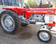 Tractor Massey Ferguson 165, sin Cabina, Tres Puntos
