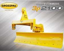 Niveladora 3p 2100 - Grosspal