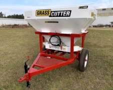 Fertilizadora Grass-cutter MB 1500 Arrastre