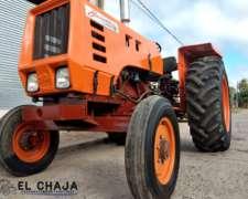 Tractor Zanello con Motor Perkins 4