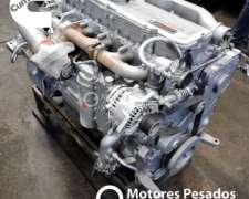 Motor Cummins ISC - 8.3 - Electrónico - Rectificado con 04