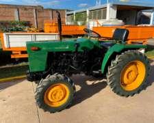 Tractor Jinma 254 de 30 HP 3 Punto Toma de Fuerza DH