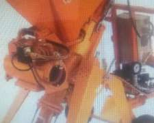 Revocadora Marca Knauf Pft Monojet Origen Alemania Completa