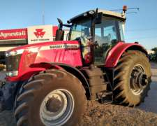 Tractor Massey Ferguson MF 7726 255 HP Radiales