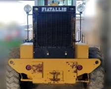 Motoniveladora Fiat Allis, Modelo Fg765a.