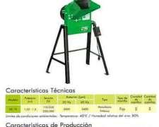 Picadora De Pasto Trf-70 Molino Mini C/motor 1 1/2