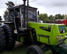 Tractor Zanello 250 CC, Tres Arroyos