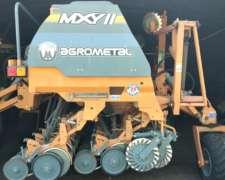 Sembradora , Agrometal Mod Mxy-ii-23/21- C/alfalfero