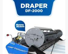 Plataforma Draper Piersanti DF-2023 - 23 Pies Nuevo