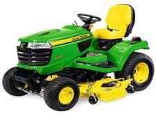 Tractor De Jardín - X750 - 24 Hp - John Deere