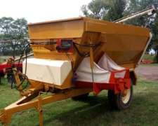Mixers Implecor 9,5 Mts con Balanza