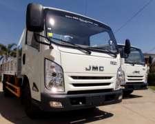 Jmc N900 Motor JMC Isuzu 0km MY20 P/4 TON Linea Nueva