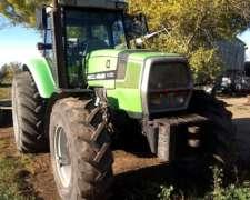 Tractor Agco Allis 6.150, año 2006