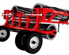 Rolo Hidráulico Triturador-machacador Metal PAZ