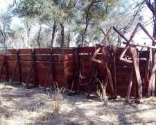 Instalaciones Rurales Ganaderas: Mangas, Bretes y Corrales