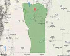 Santa Rosa Del Conlara 400 Has Mixtas Asfalto Armadas