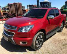 Chevrolet S-10 High Country 2016 4X4 Caja Manual
