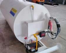 Tanque de Combustible 5.000 Litros Neotecnik