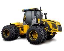 Tractor Pauny Bravo Articulado 580 - Vende Forjagro