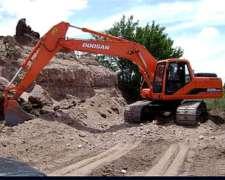 Excavadora Doosan DX225 - Entrega Inmediata