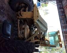 Motoniveladora Caterpillar, 120 G, Unica, 14000 Hs Reales.