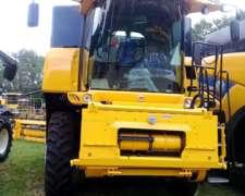 Cosechadora New Holland CR 5.85,nueva