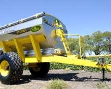 Fertilizadora al Voleo DPX - MAX 10.000