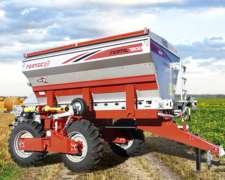 Fertilizadora Fertec 7500 Balancín