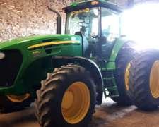 Tractor John Deere 7210j Doble Traccion