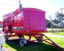 Acoplado Semilla-fertilizante Ombu, Tipo Full-trailer, 13 M3