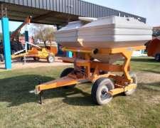 Fertilizadora Pozzi EDR 3.0 3000 Lts