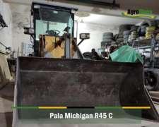 Pala Cargadora Michigan R45c con Brazo Largo