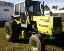 Tractor Zanello 220 con Cabina
