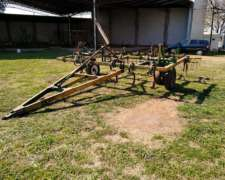 Cultivador de Campo (cobertura Total) 4,2m Ancho Trabajo