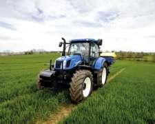 Tractor New Holland T6.130 Disponibilidad Inmediata
