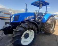 Tractor New Holland T6.130 Plataformado - 0km