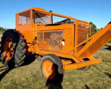 Tractor Fiat 60 para Desmonte con Ruedas de Hierro