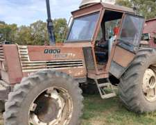 Tractor Fiat 980 DT, M. Cascallares