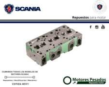 Tapas de Cilindro Scania 111 - 112 - 113