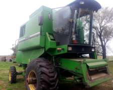 John Deere 1175, Doble Traccion, 23 Pies