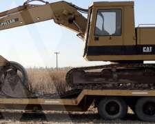 Excavadora Caterpillar 215 BLC (id645)