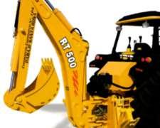 Retroexcavadora - Tbeh R T 500