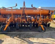 Agrometal MXY II 31 a 21 Tolva Compartida, Alfalfero, 2013