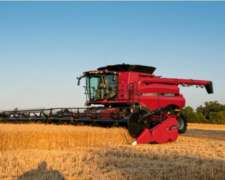 Cosechadora Case IH Axial Flow 9230 - San Francisco