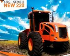 Tractor Zanello 4200 Serie II New 220