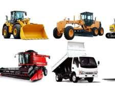 Seguro Técnico Maquinas Agrícolas Y Viales. Ahorra 30%