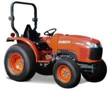 Tractor Kubota L3800t Turf