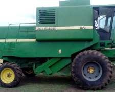 Cosechadora Jhonn Deere 1175 - Plataforma 23